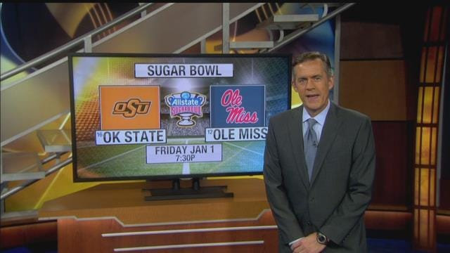 Oklahoma Ford Sports Blitz: December 6