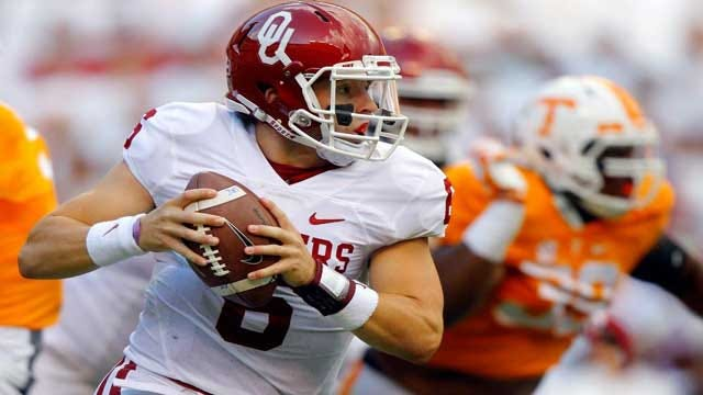 OU's Mayfield Wins Burlsworth Trophy