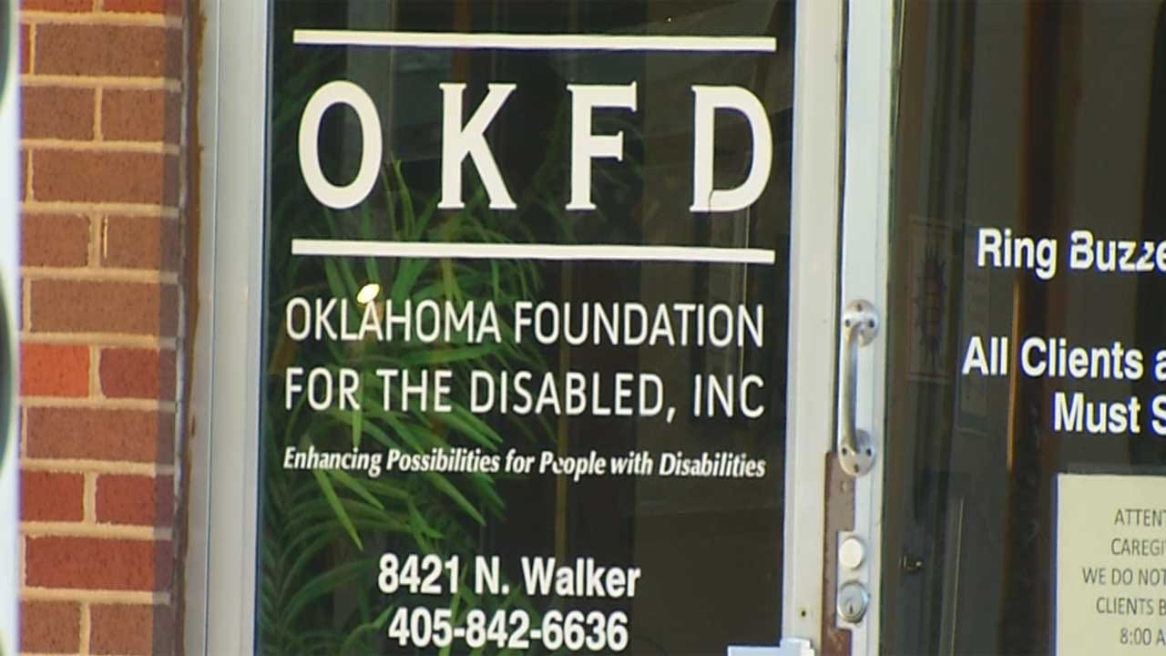 Thieves Target Oklahoma Foundation For The Disabled