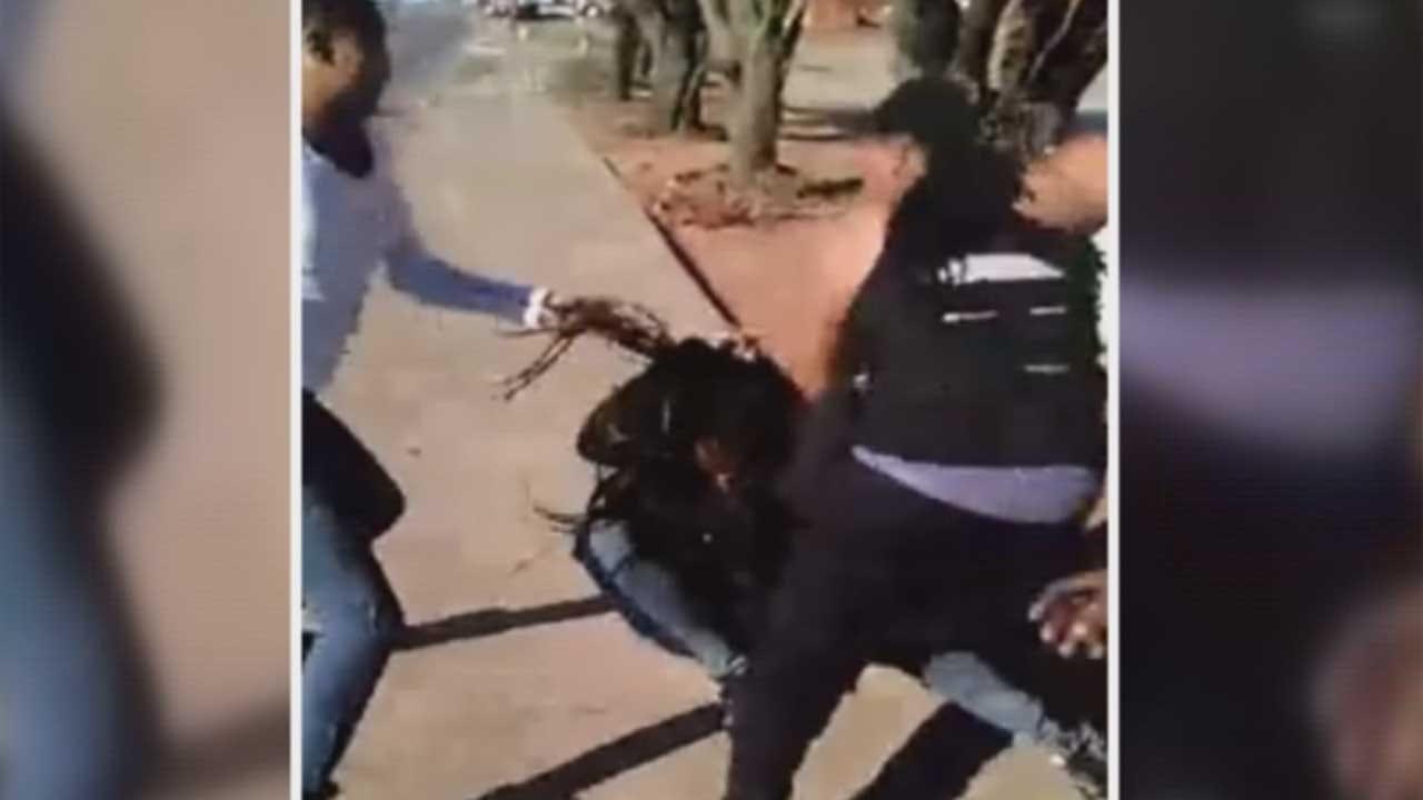 4 Juveniles Arrested In Violent Del City Assault Caught On Camera