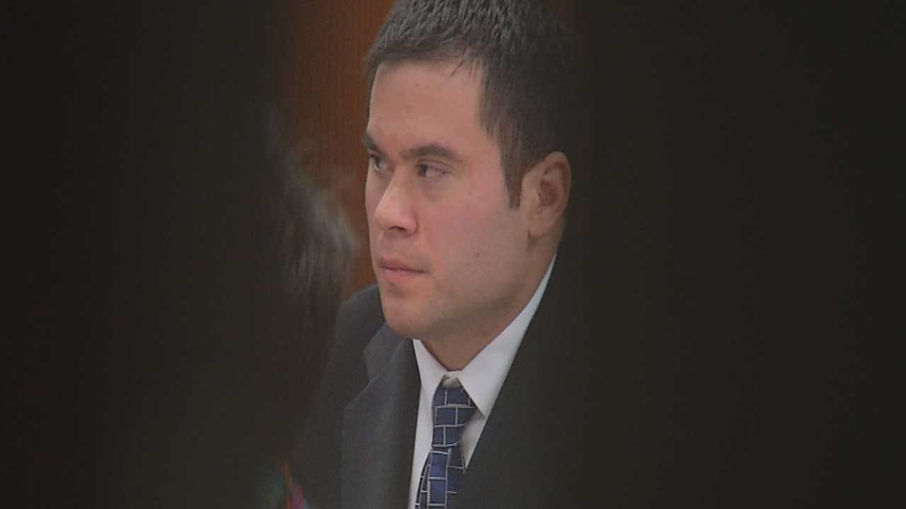 Jury Continues Deliberations In Rape Trial Of Former OKC Officer