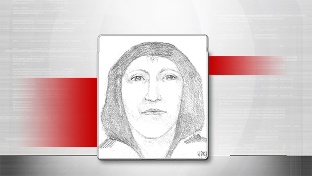 Moore Police Release Sketch Of Man Accused Of Firing Shot During Auto Burglaries
