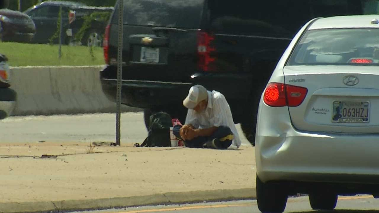 OKC City Council Votes To Ban Panhandling