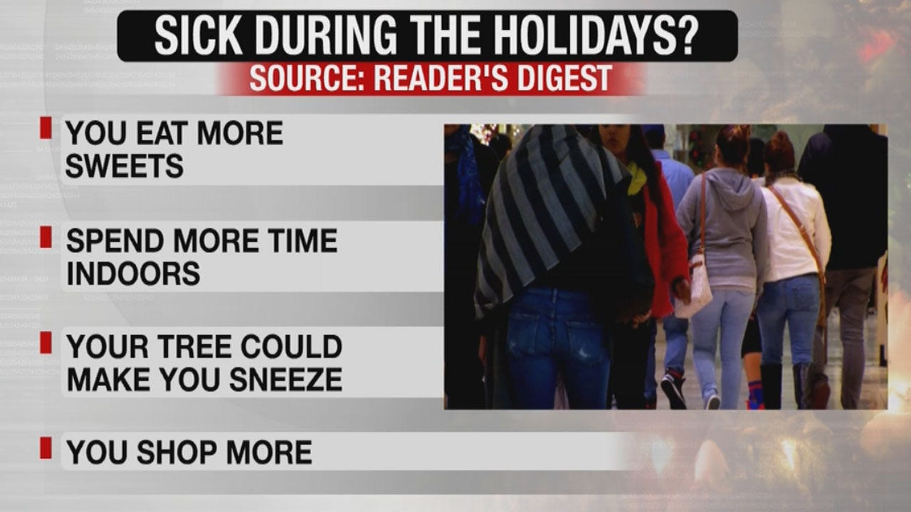 What Makes You Sick During The Holidays?
