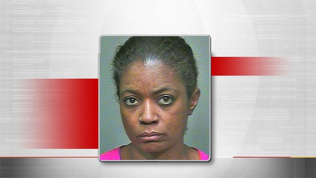 OKC Police: Accused Shoplifter Threatens Store Worker, Officer