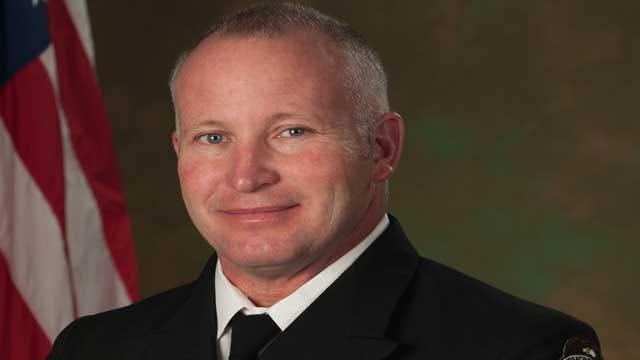 City Of Edmond Announces New Fire Chief