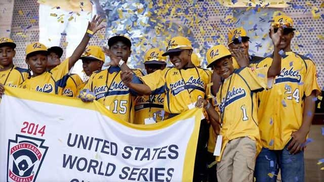 Little League Champs Stripped Of Title For Cheating