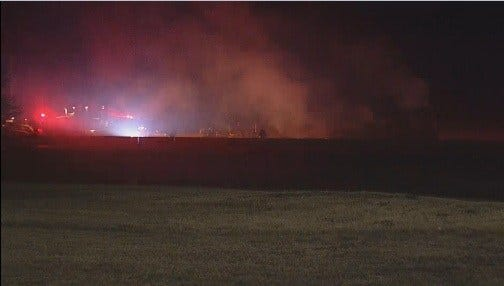 OHP: Both Westbound Lanes Of Turner Turnpike Reopened After Semi Fire