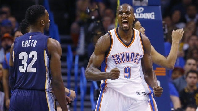 Rolls of Thunder: OKC Romps Past Grizzlies And Into All-Star Break