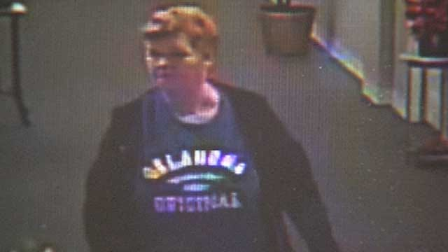 Woman Steals From Residents At Edmond Independent Living Center
