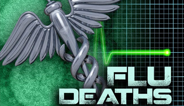 14 New Oklahoma Flu-Related Deaths Reported