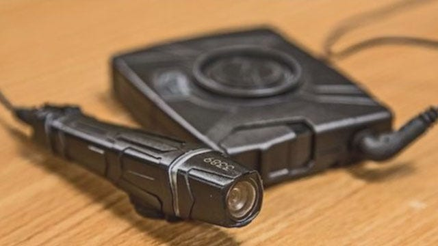 Moore Police Purchase 18 Body-Worn Cameras