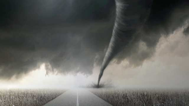 Severe Weather Preview For Oklahoma