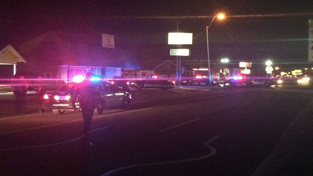 OCPD Officer Hit By Driver While Crossing The Street In NW OKC