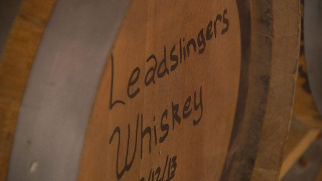 Veterans Group From Texas And Metro Distillery Produce 'Leadslingers Whiskey'