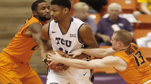No. 21 OSU Shocked By Horned Frogs