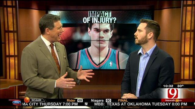 Oklahoma Ford Sports Blitz: February 15