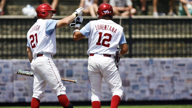 OU Baseball Caps Opening Weekend With Split