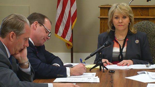 Board Approves $611 Million State Budget Shortfall