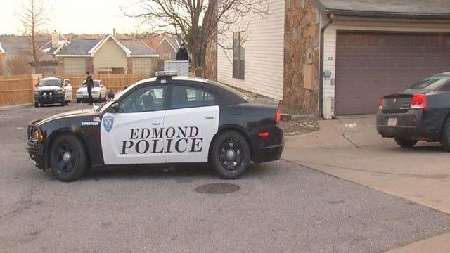 Edmond Police: Homeowner Shoots Alleged Intruder Three Times