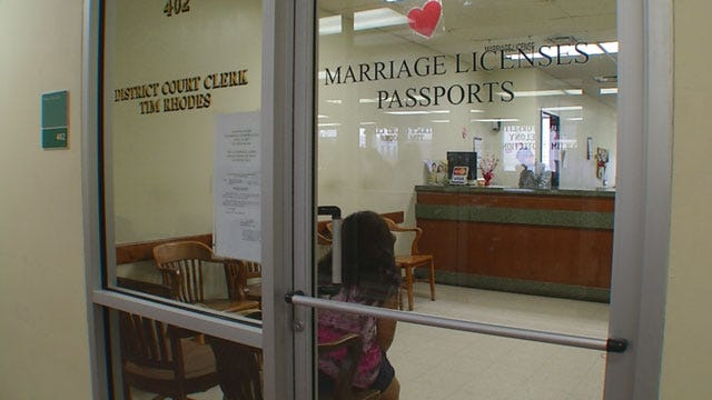 Proposed Bill: Couples Must Prove They Don't Have STD's Before Marriage In OK