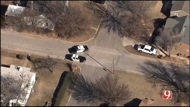 Bethany Lockdown Lifted, Burglary Suspect In Custody