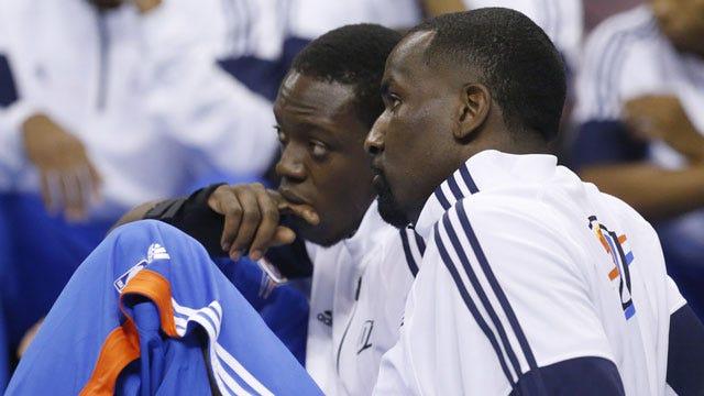 Deadline Blockbuster: Thunder Deal Jackson, Perkins In Multi-Team Deal