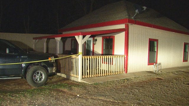 Hennessey Couple Found Stabbed To Death In Possible Murder-Suicide