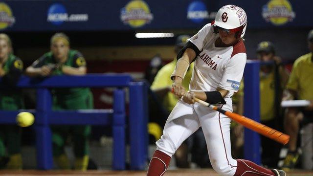 OU Softball: Comeback Bid Falls Short For Sooners