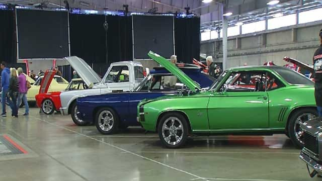 The Leake Car Show And Auction This Weekend In OKC