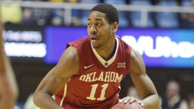 Sooners Escape Texas Tech In Overtime