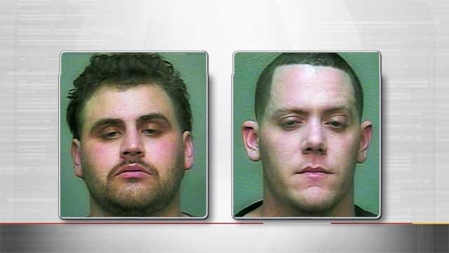 2 Arrested After 37 Pounds Of Marijuana Found During OKC Traffic Stop