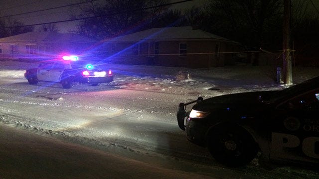 OCPD: Person Stabbed In The Neck In NW OKC