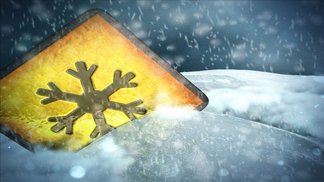 Oklahoma Red Cross Releases Cold Weather Safety Tips