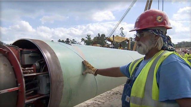President Obama Vetoes Keystone XL Oil Pipeline Measure