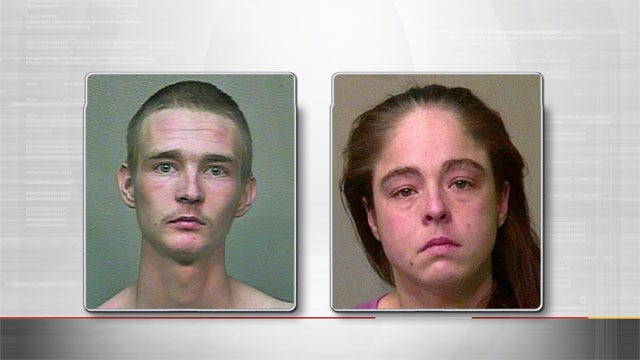 Two Caught With Stolen Mail Belonging To 23 OKC Victims