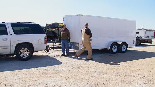 Anonymous Donors Help Boy Scouts After Trailer Theft