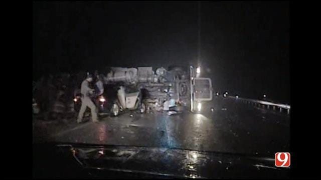 OHP Releases Dash Cam Footage Of Crash That Killed Trooper