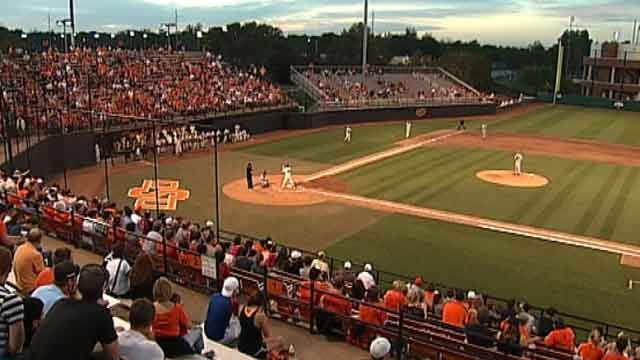 OSU Baseball Smashes Missouri State