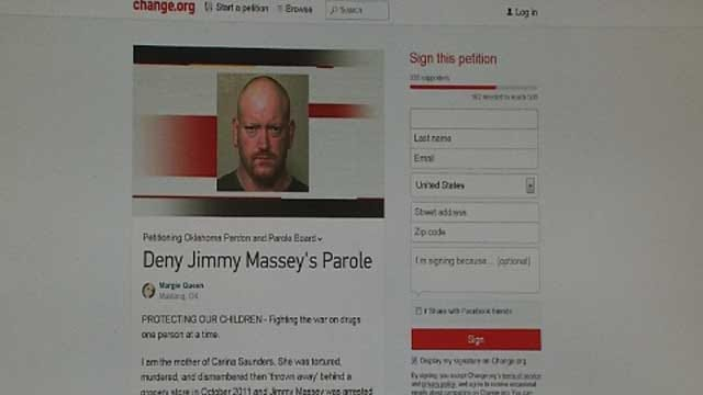 Petition Asking For Jimmy Massey To Be Denied Early Release