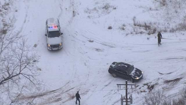 Common Mistakes When Driving In Winter Weather