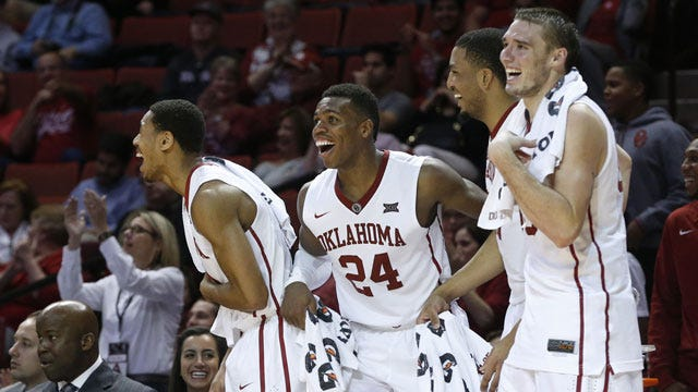 OU Basketball: Path to Big 12 Title Simple For Sooners