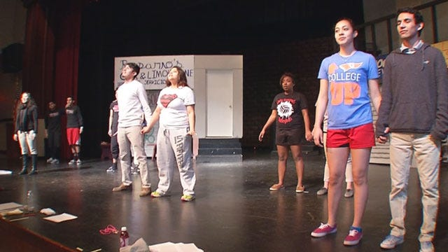 The Show Must Go On! OKC High School Play Will Take Place Despite Bad Weather