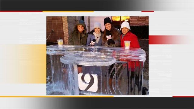 News 9 Debuts 'Ice Desk'