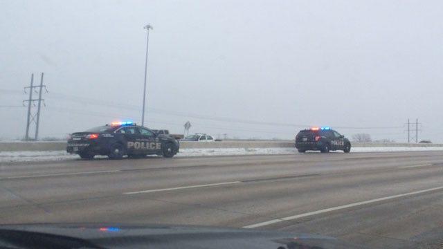 Off-Duty OHP Trooper Uninjured In Crash On I-44 In SW OKC