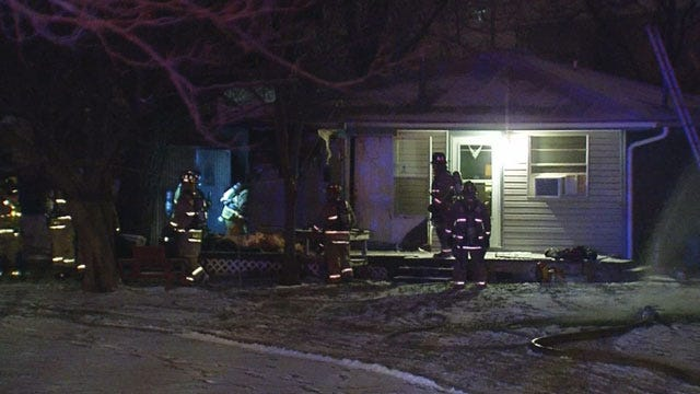 Officials Investigating Fire At Duplex In SW OKC