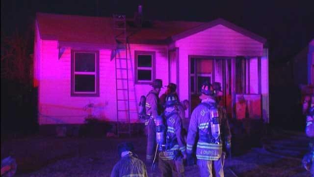 Crews Extinguish Multiple Fires Across OKC Metro Overnight