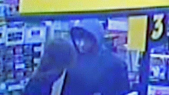 Police Across The Metro Search For Serial Robbery Suspect