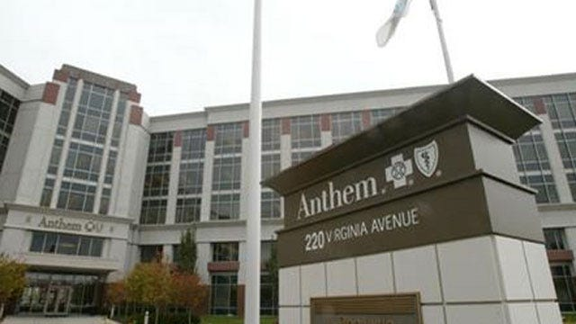 Health Insurer Anthem Hit By Hackers