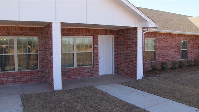 Mission Norman Using Temporary Housing To Help Homeless Families